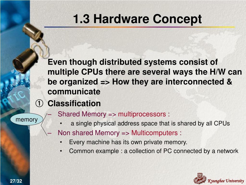 1.3 Hardware Concept