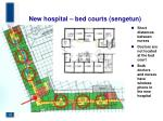 new hospital bed courts sengetun