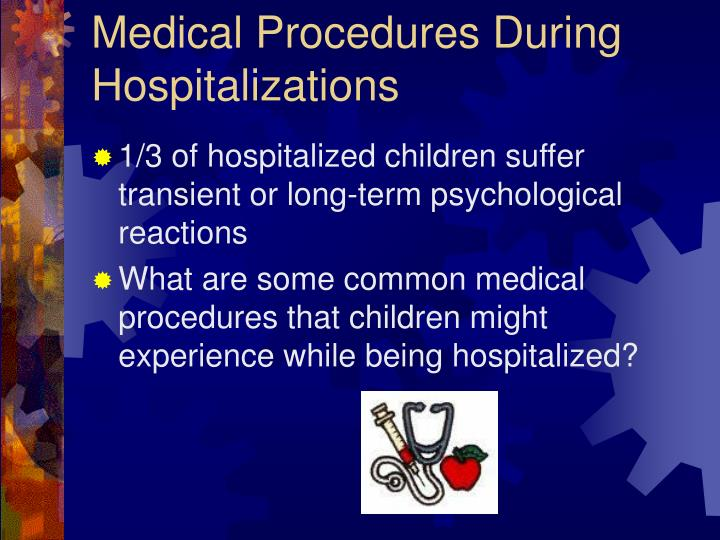 Medical Procedures During Hospitalizations
