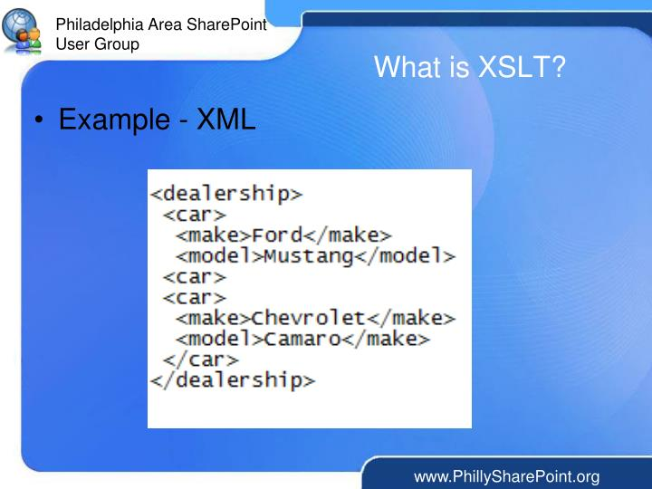 What is XSLT?