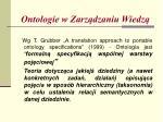 ontologie w zarz dzaniu wiedz10