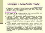 ontologie w zarz dzaniu wiedz11