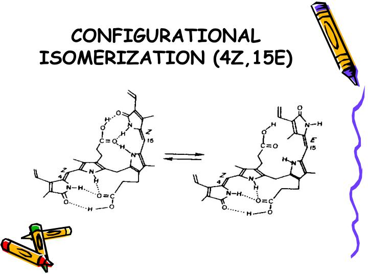 CONFIGURATIONAL ISOMERIZATION (4Z,15E)