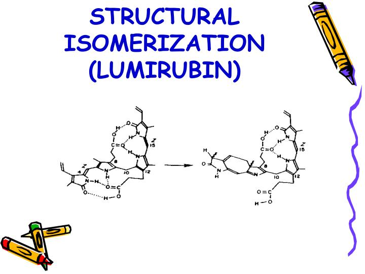 STRUCTURAL ISOMERIZATION