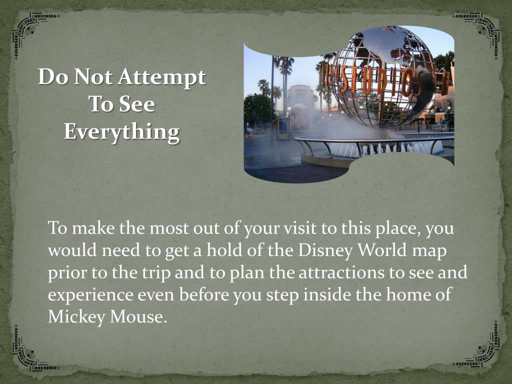 Do Not Attempt