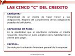 las cinco c del credito1