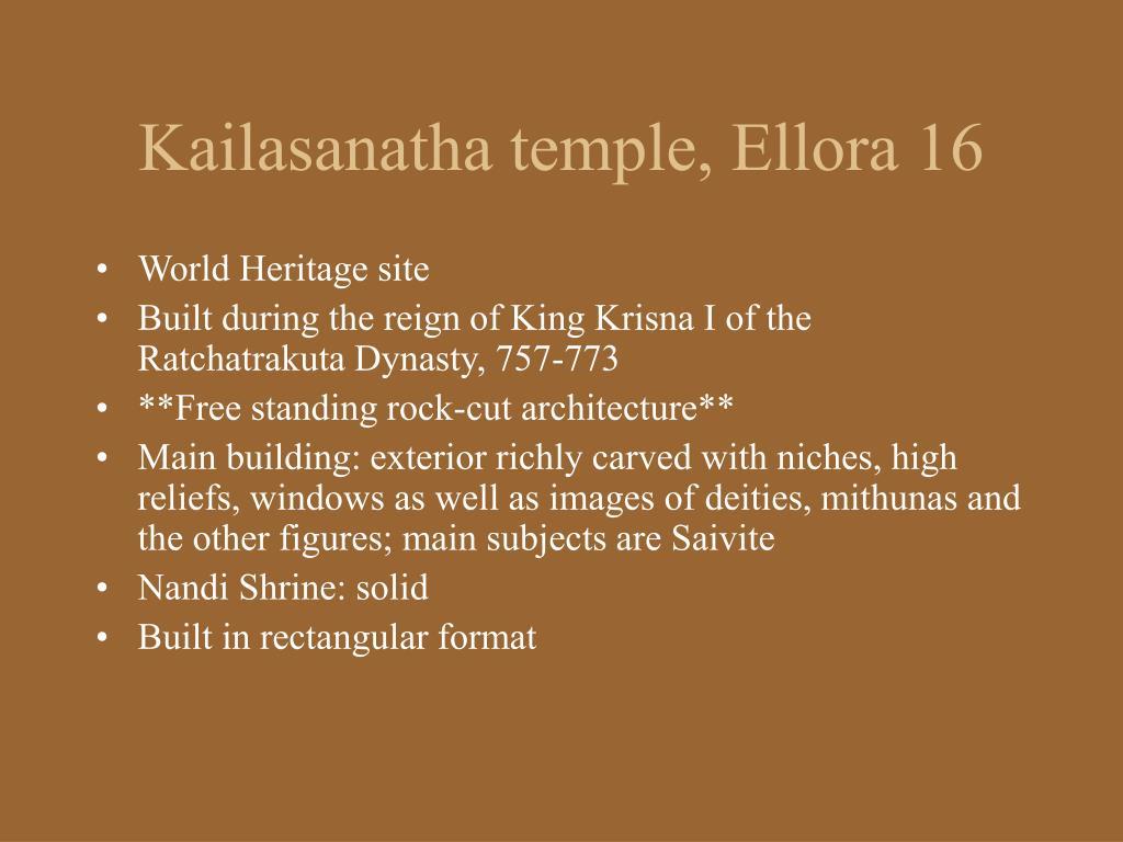 Kailasanatha temple, Ellora 16