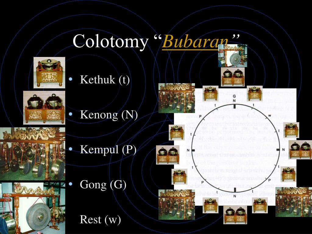 "Colotomy """