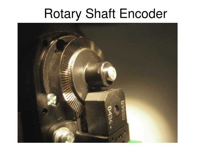 Rotary Shaft Encoder