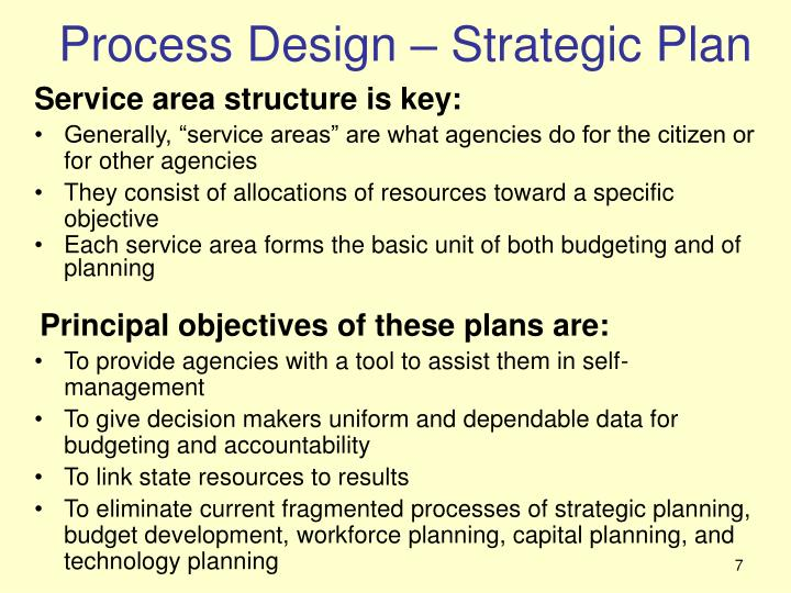 Ppt agency strategic planning and service based budget for Strategic design agency