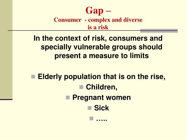 Gap –