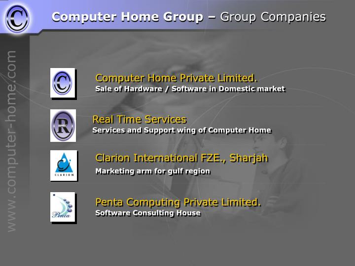 Computer Home Group –