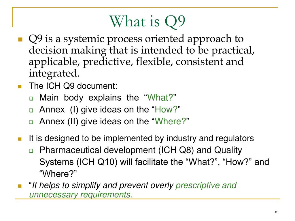What is Q9