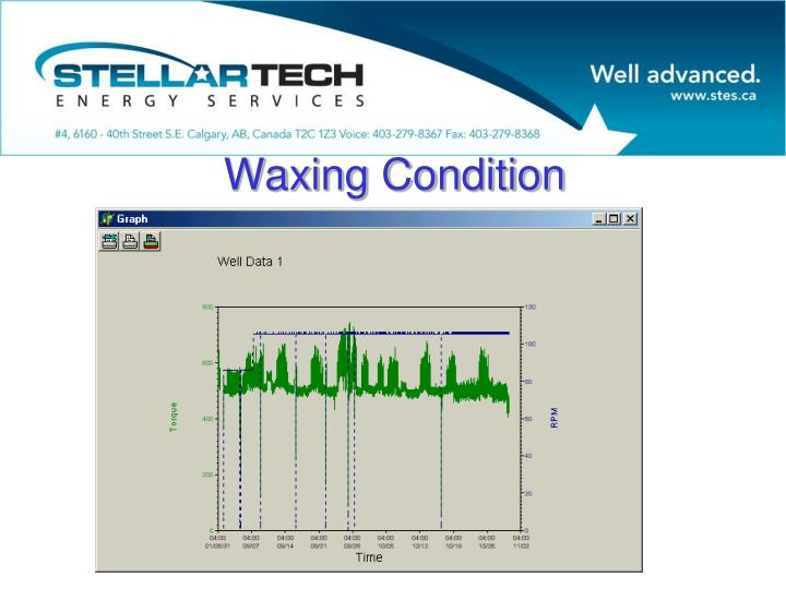 Waxing Condition