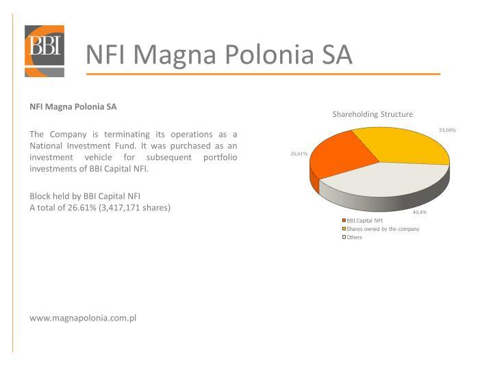NFI Magna Polonia SA