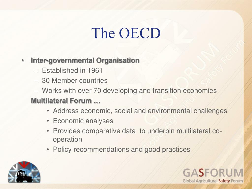 The OECD