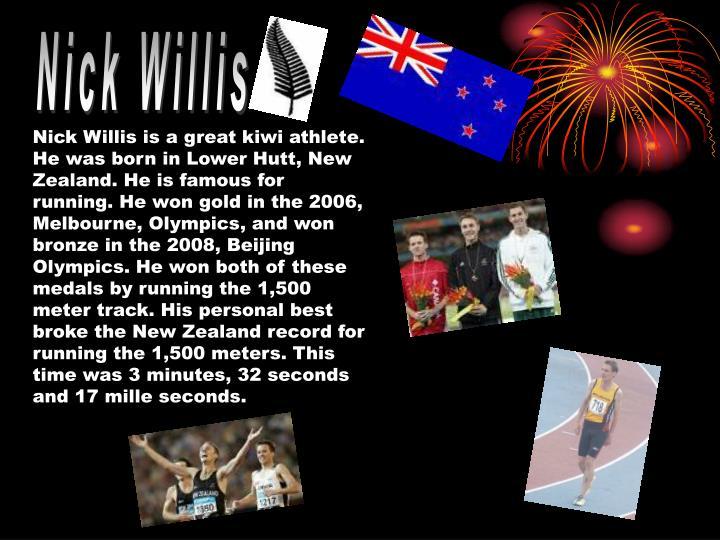 Nick Willis