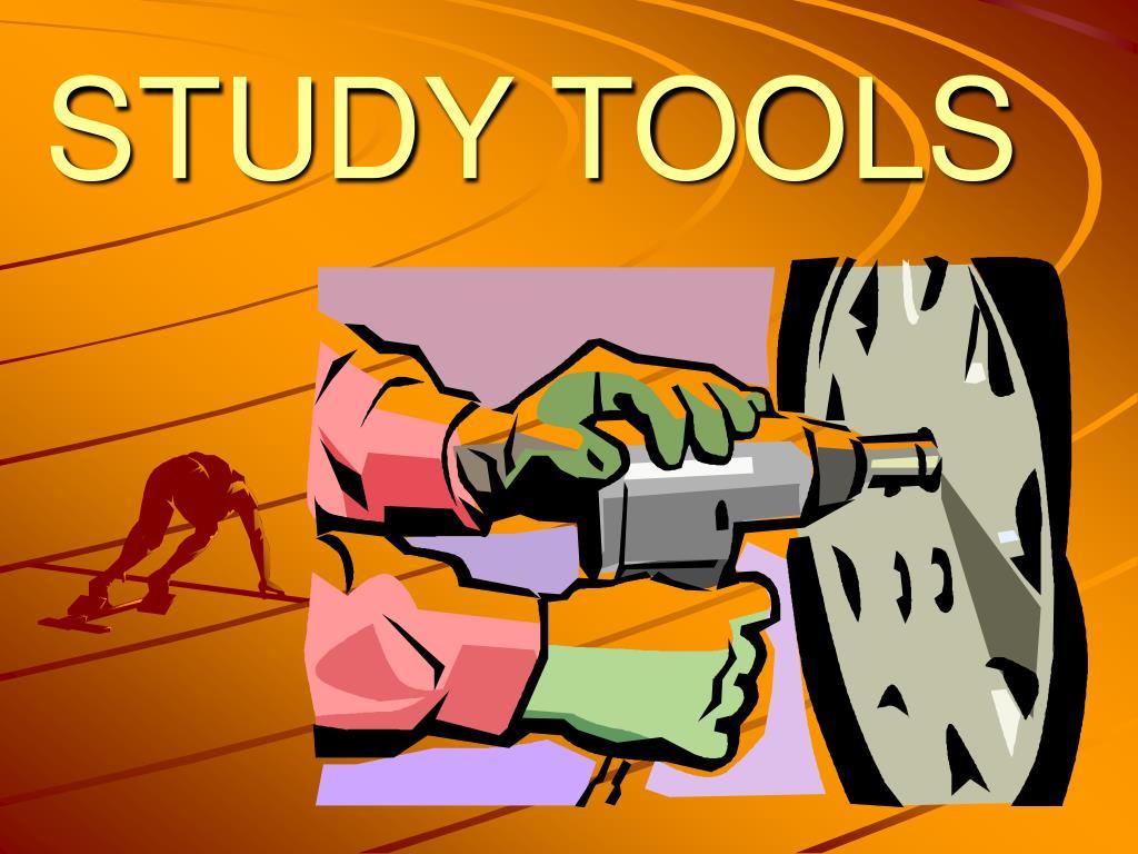STUDY TOOLS