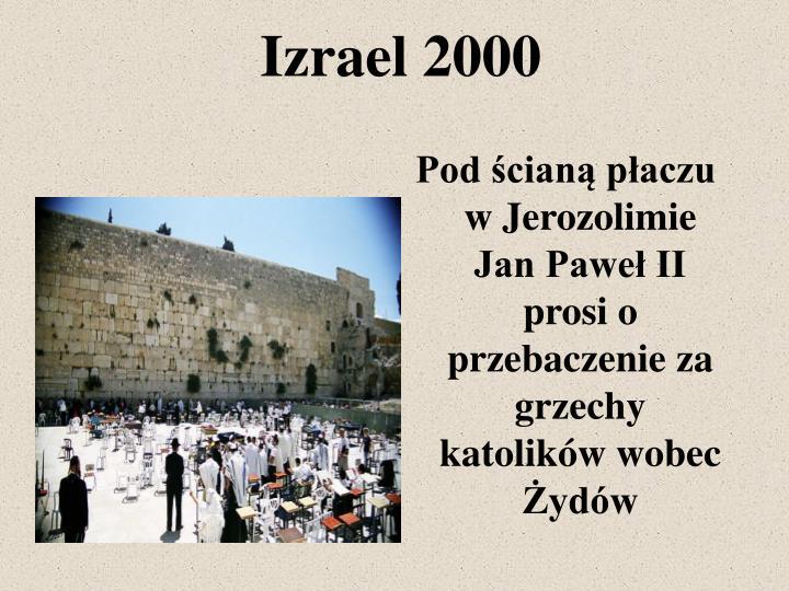 Izrael 2000