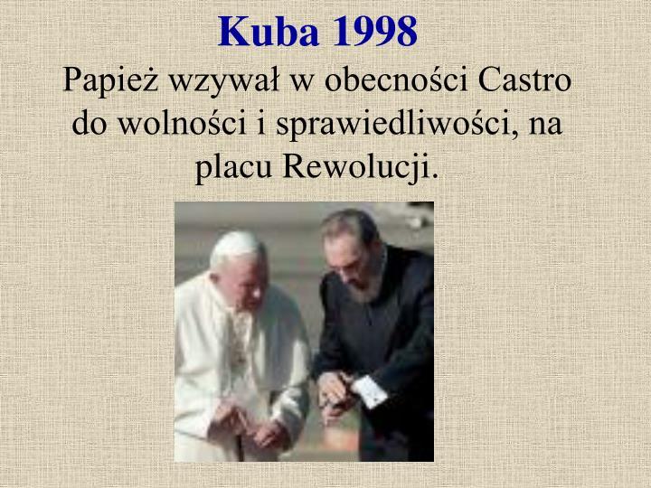 Kuba 1998