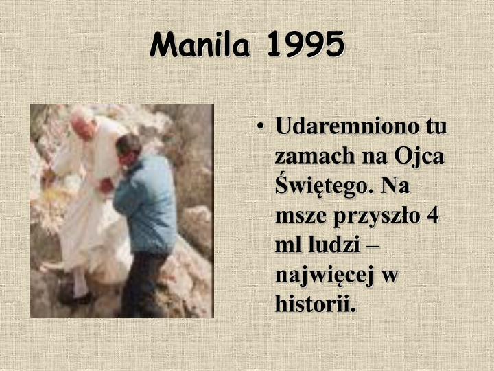 Manila 1995