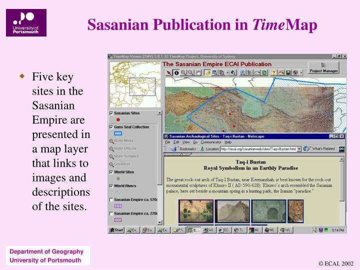 Sasanian Publication in