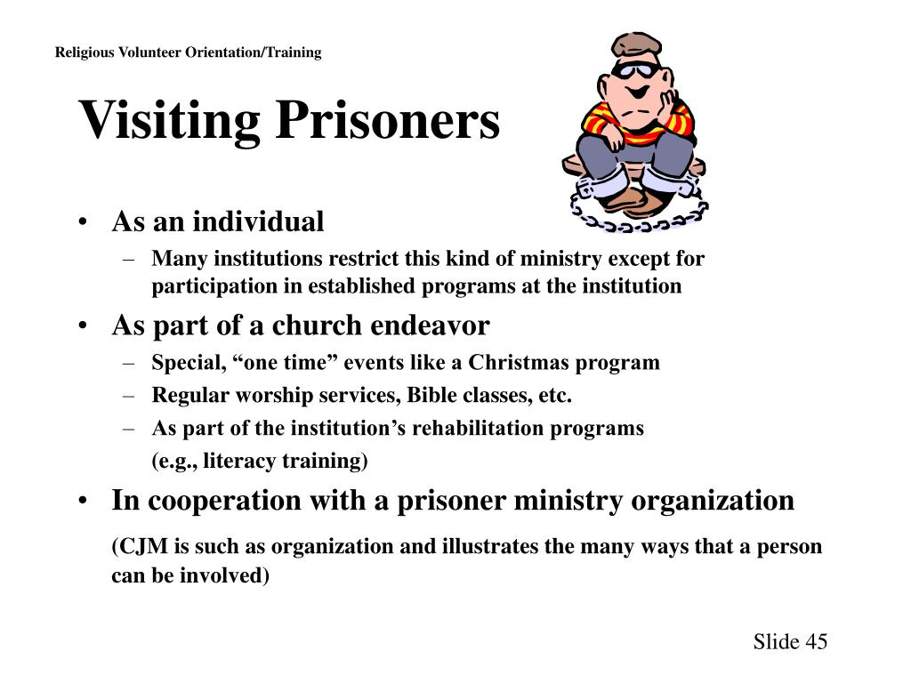 Visiting Prisoners