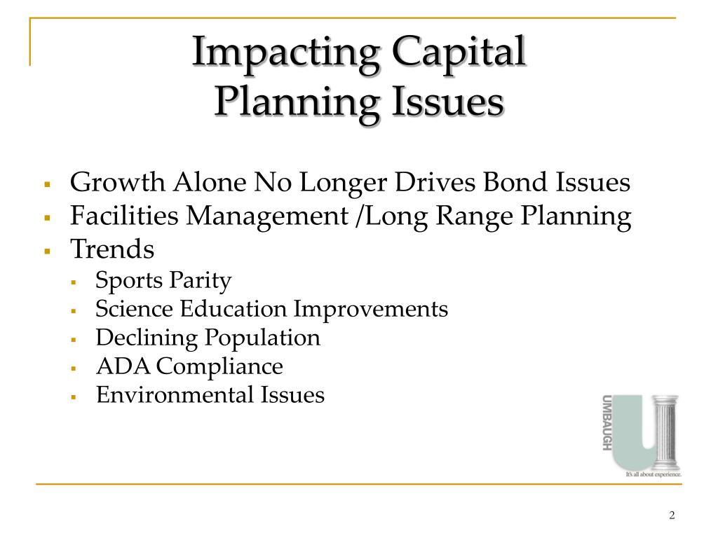 Impacting Capital