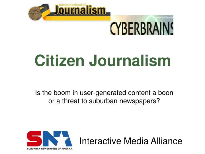 Citizen journalism l.jpg