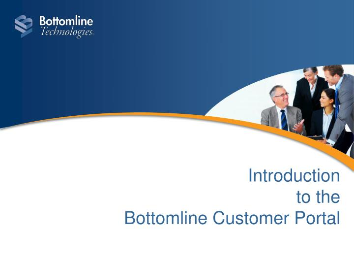 Introduction to the bottomline customer portal l.jpg