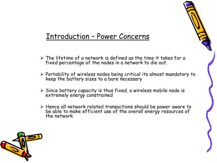 Introduction power concerns l.jpg