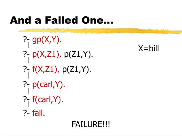 X=bill