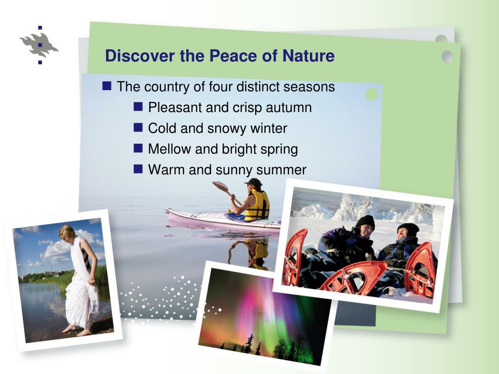 Discover the Peace of Nature