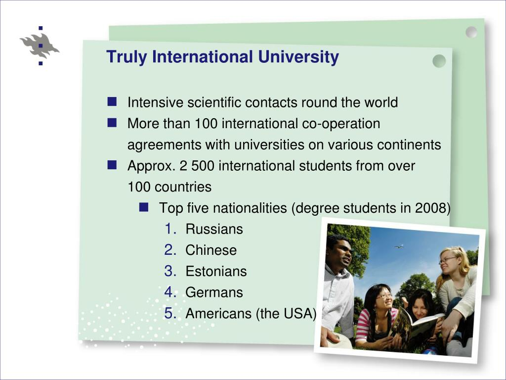 Truly International University