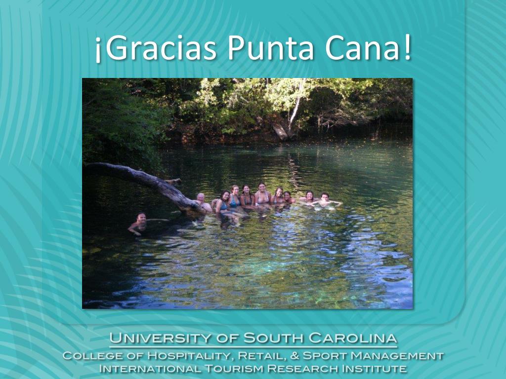 ¡Gracias Punta Cana!