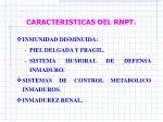 caracteristicas del rnpt8