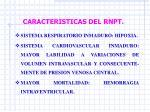 caracteristicas del rnpt9