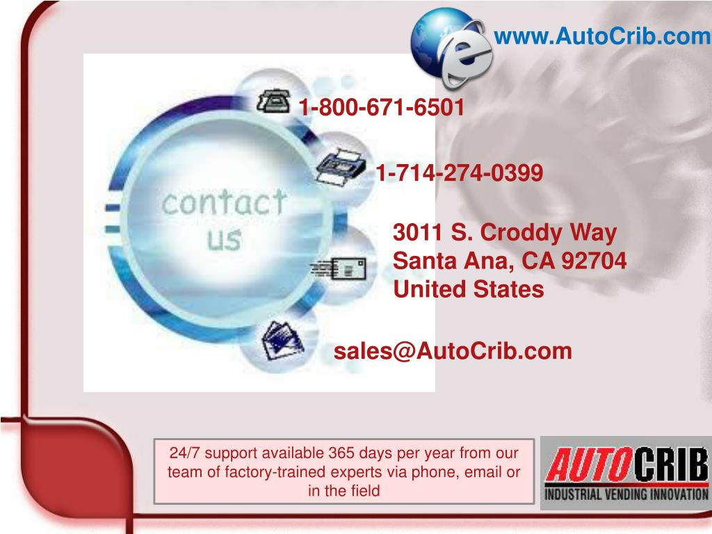 www.AutoCrib.com