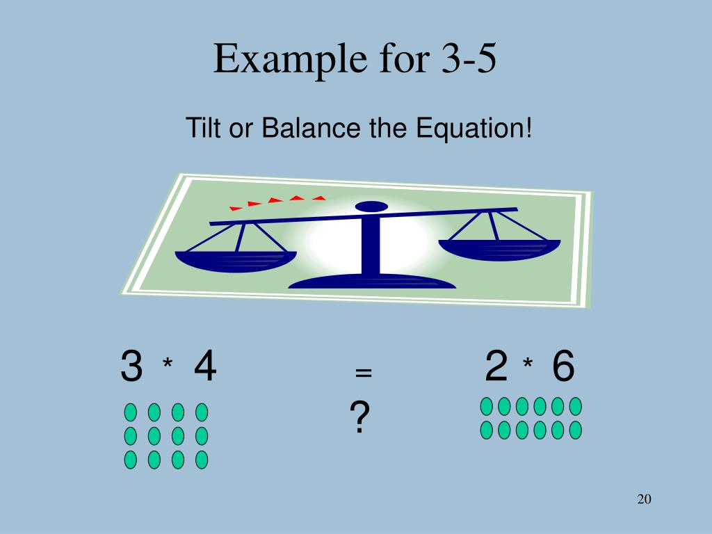 Example for 3-5