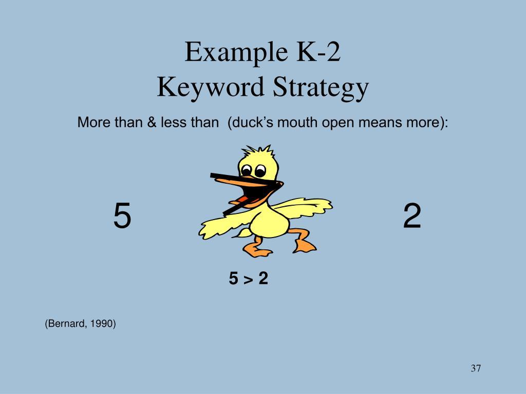 Example K-2