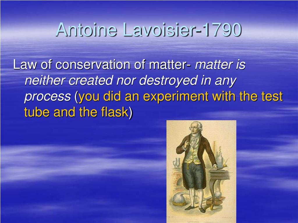 Antoine Lavoisier-1790