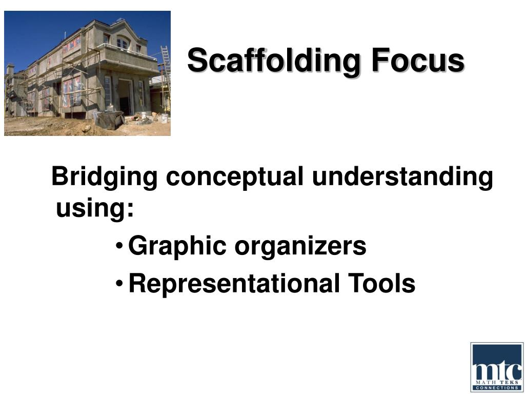 Scaffolding Focus