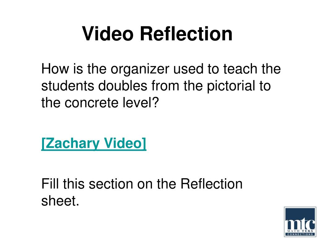 Video Reflection