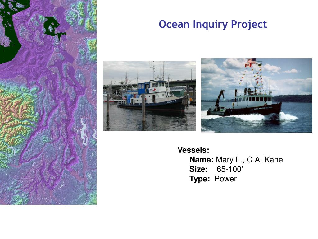 Ocean Inquiry Project