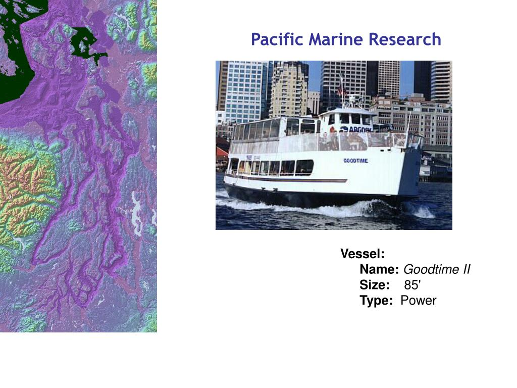 Pacific Marine Research