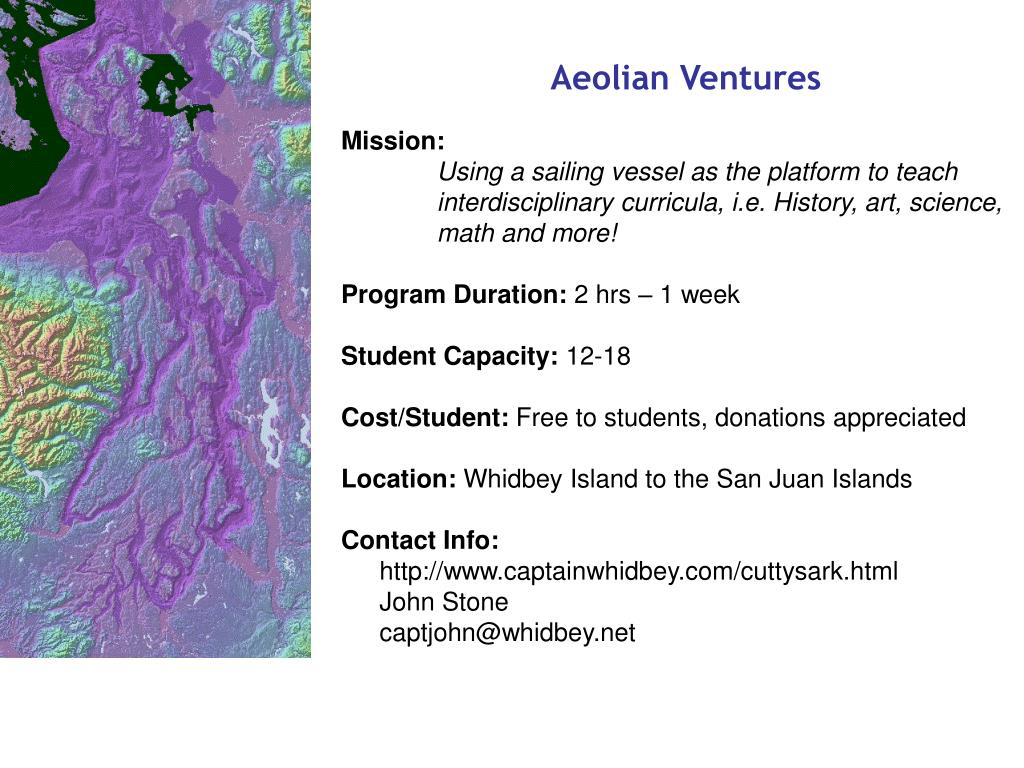 Aeolian Ventures