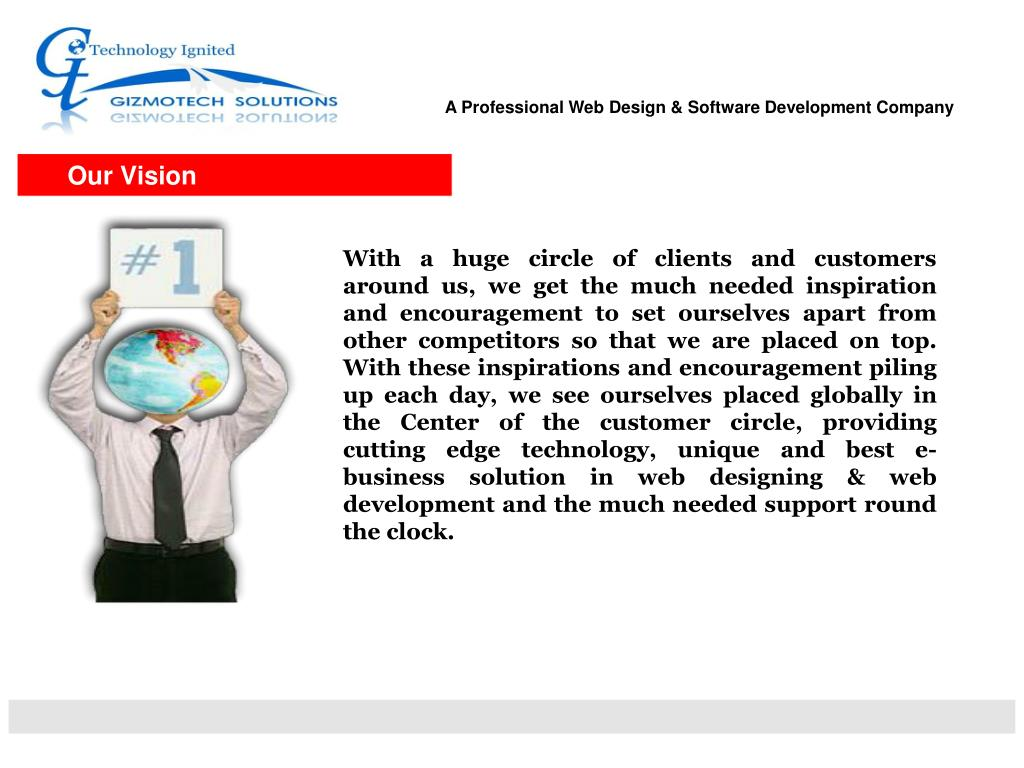 A Professional Web Design & Software Development Company