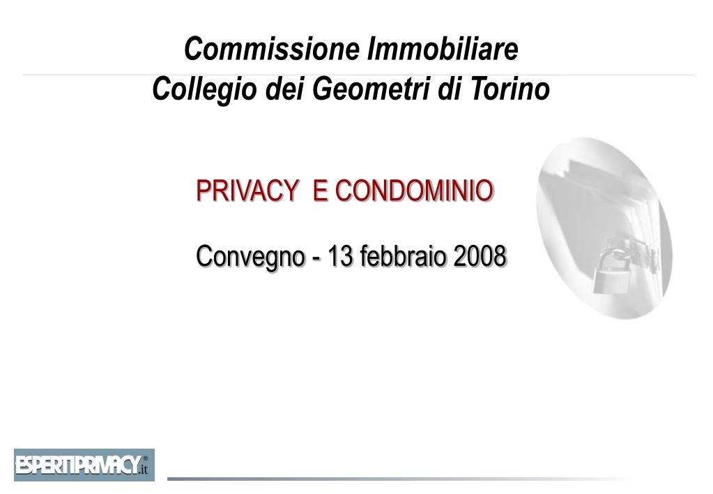 Commissione Immobiliare