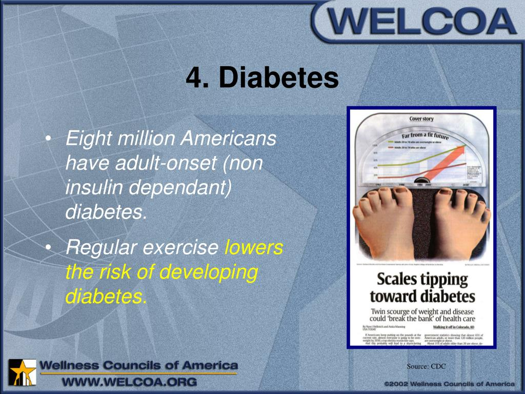4. Diabetes