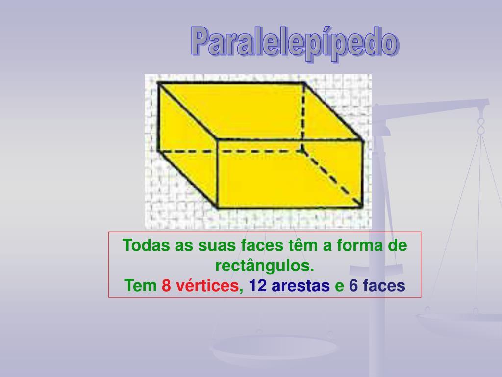 Paralelepípedo